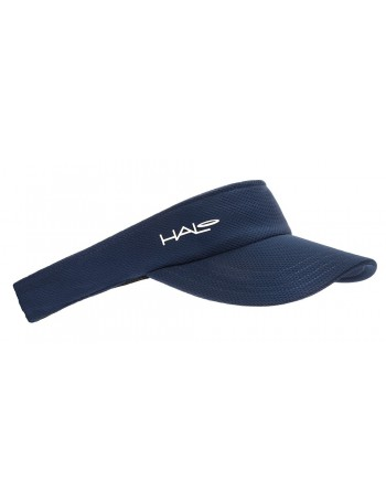 Halo Sport Visor - Navy Blue