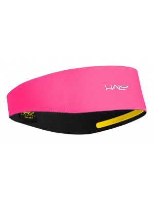 HALO II PULLOVER HEADBAND - Bright Pink