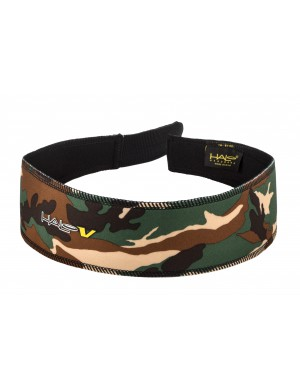 HALO V VELCRO® HEADBAND - Camo Green