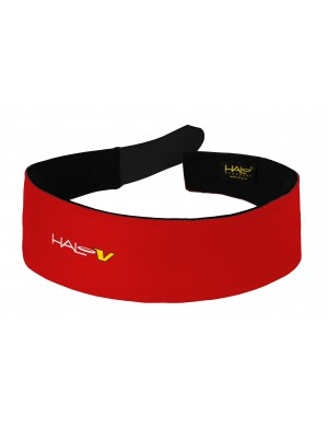 HALO V VELCRO® HEADBAND - Red