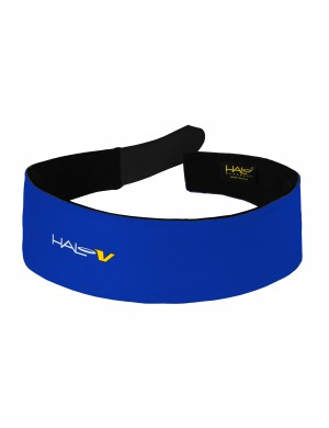 HALO V VELCRO® HEADBAND - Royal Blue