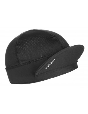 Halo Cycling Cap - Black