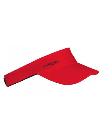 Halo Sport Visor - Red
